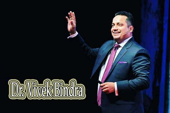 Dr. Vivek Bindra Biography and Success Story in Hindi