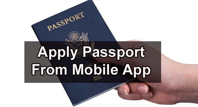 mobile-se-passport-kaise-banaye