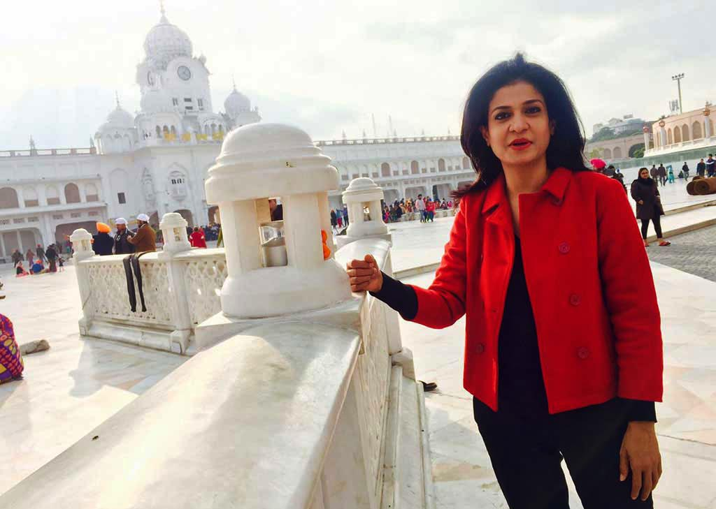 Anjana Om Kashyap Biography in Hindi