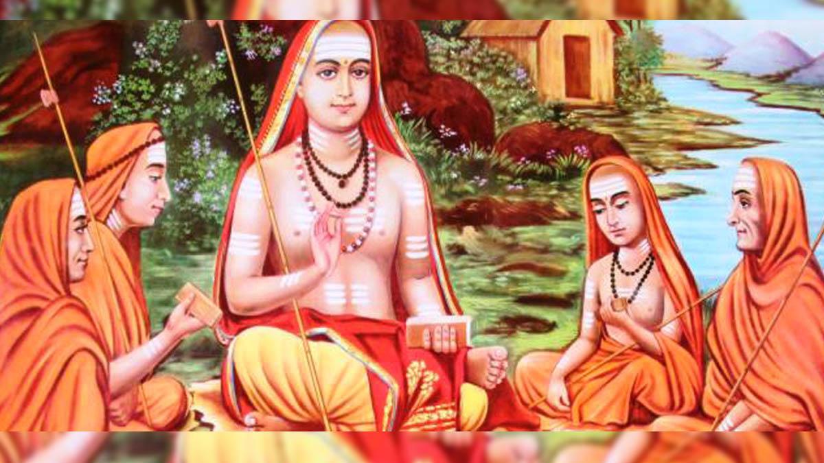 Adi Shankaracharya Quotes in Hindi