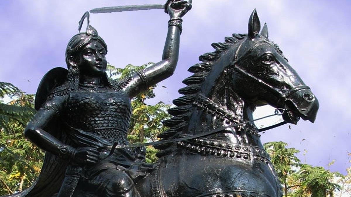 Rudramadevi History in Hindi