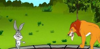 The Cunning Hare And The Lion Story In Hindi