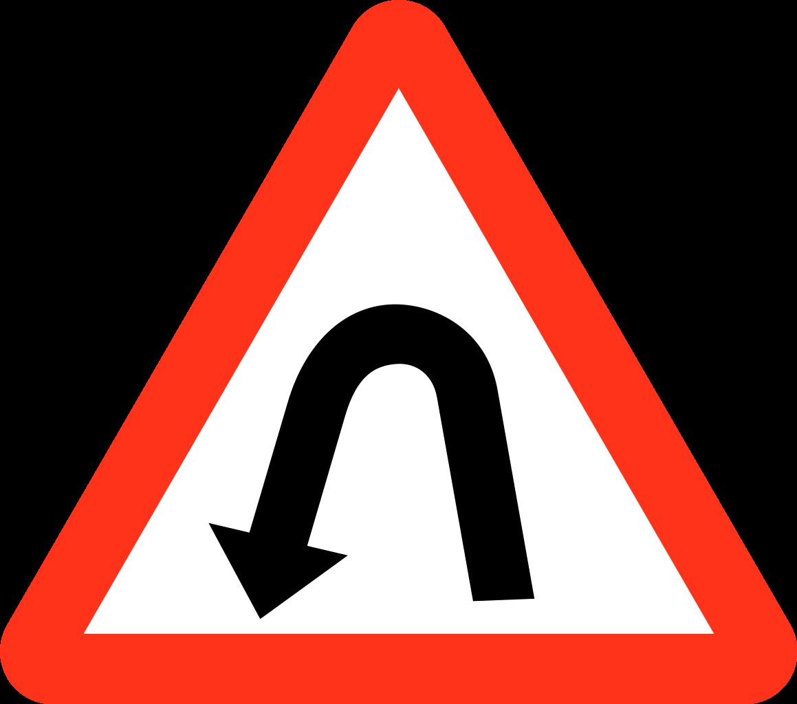 road-sign-hair-pin