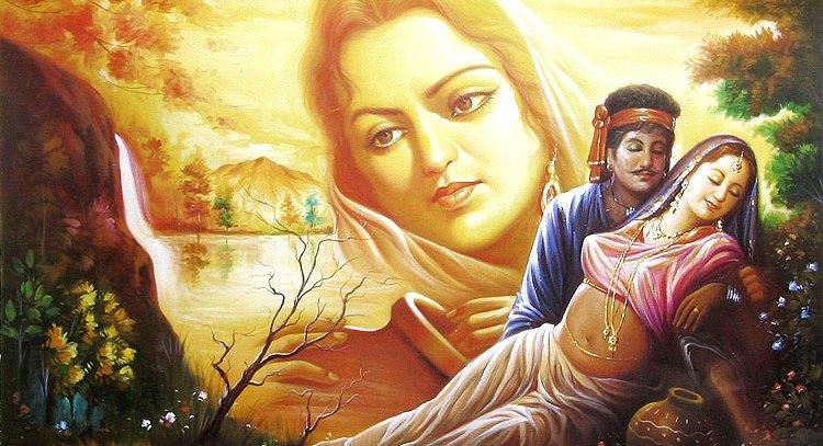 Heer Ranjha Love Story in Hindi