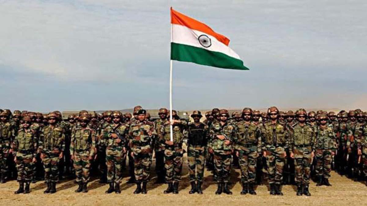 Indian Army Shayari