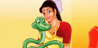 Tale of Two Snakes Story In Hindi