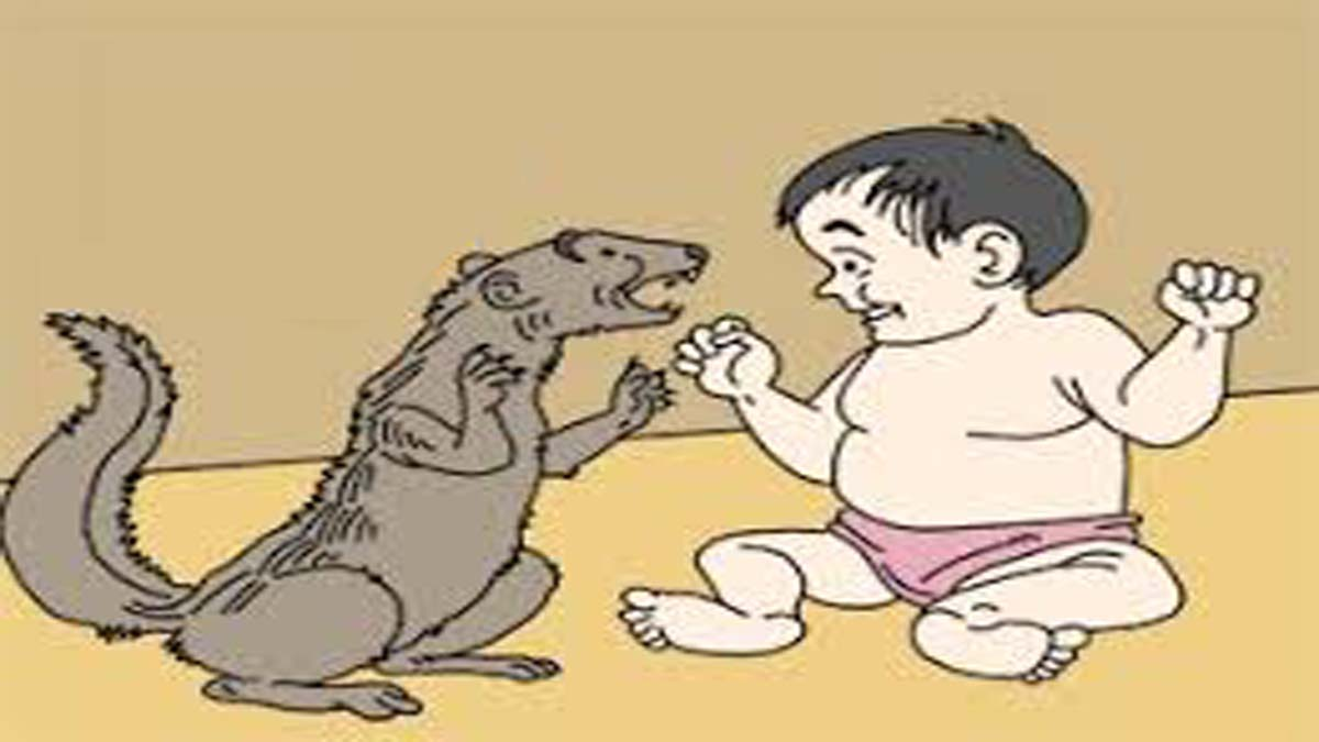 The Brahmani and the Mongoose Story In Hindi