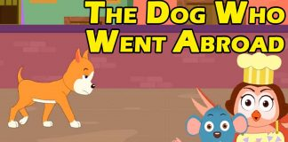 The Dog who went Abroad Story In Hindi