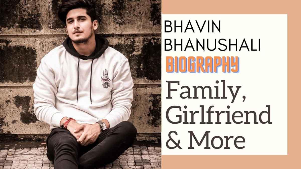 Bhavin Bhanushali Biography in Hindi