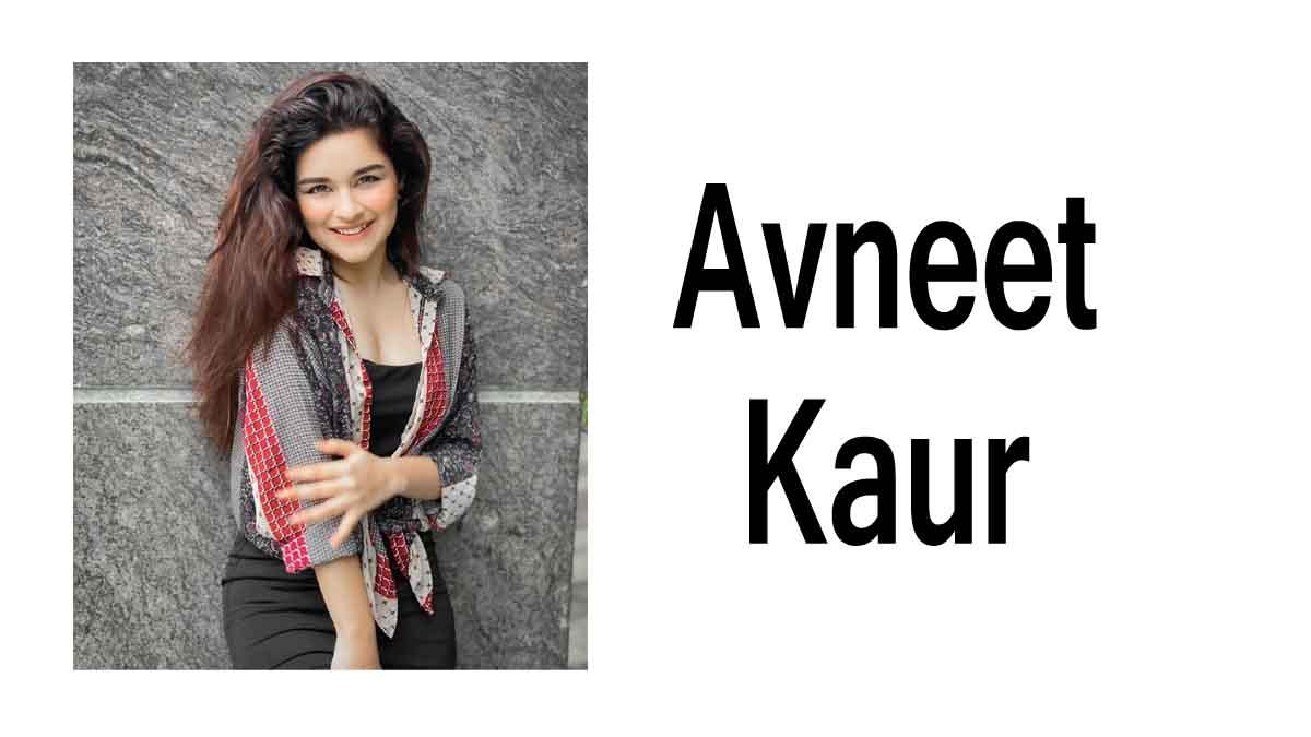 Avneet Kaur Biography in Hindi