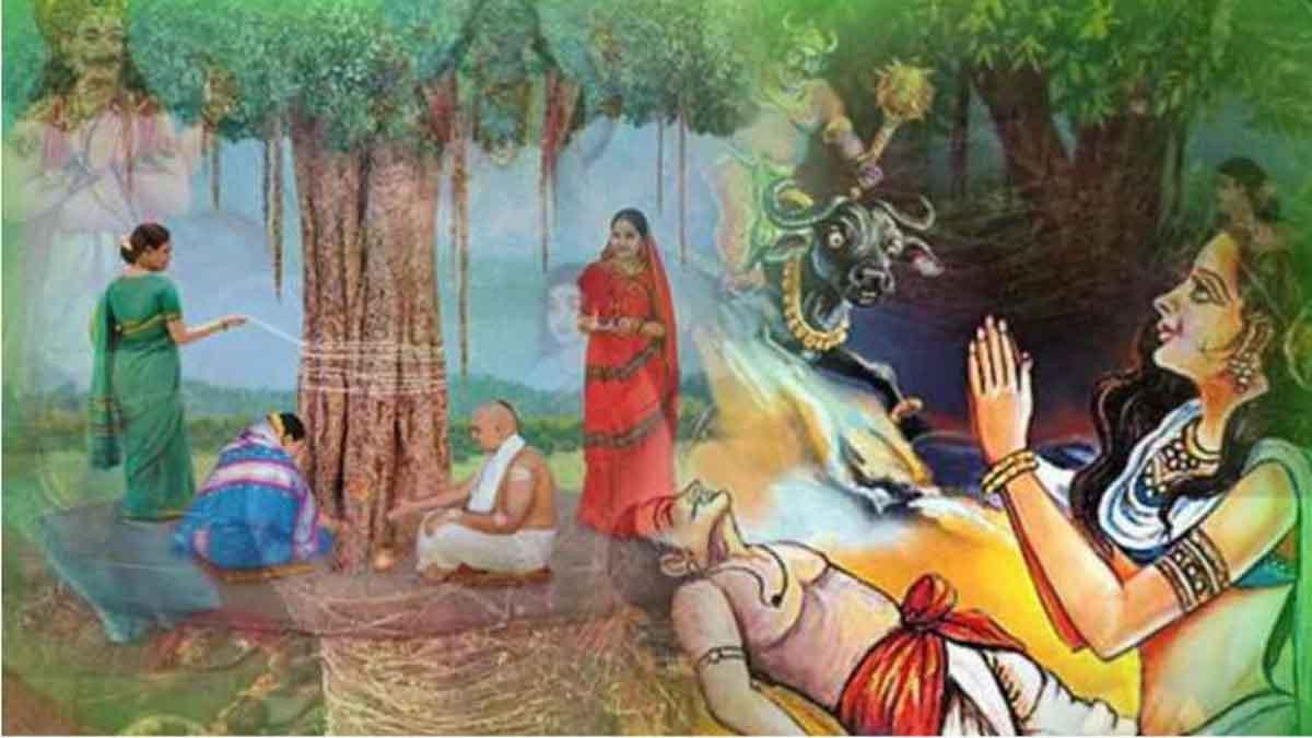 Somvati Amavasya ki Kahani