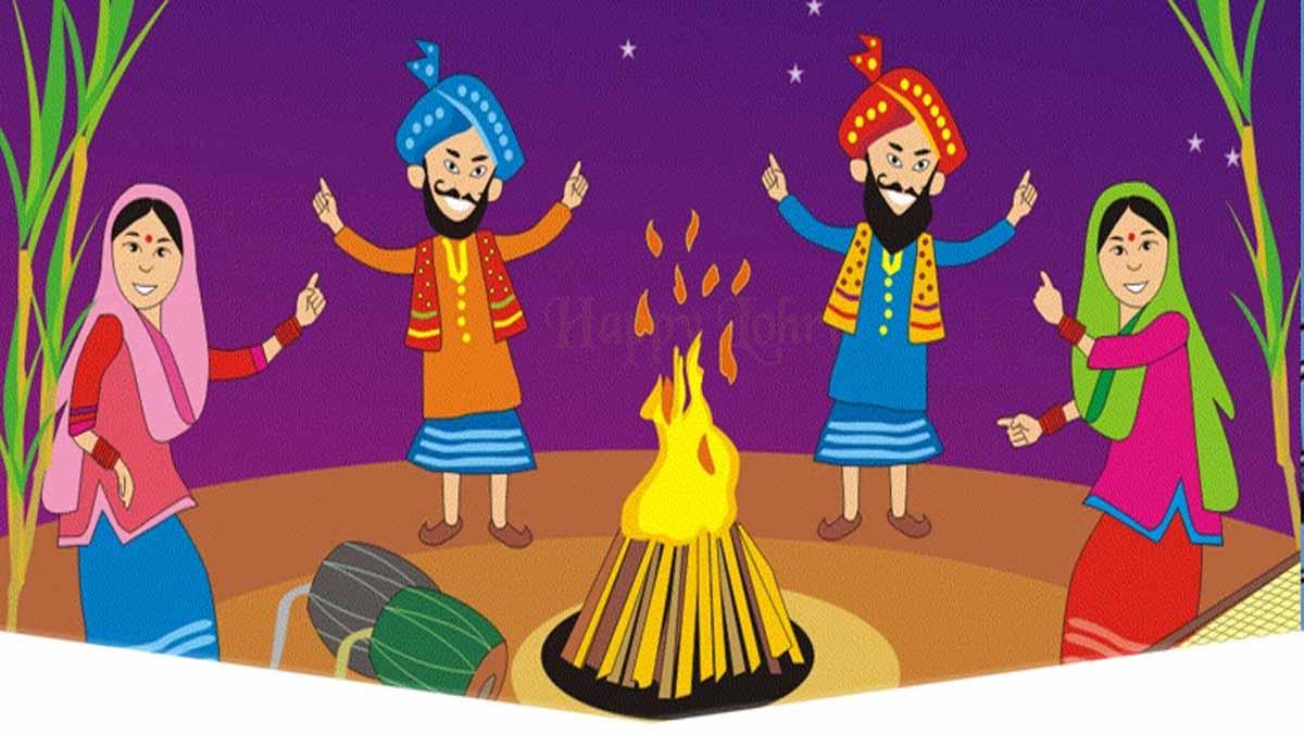 lohri essay in punjabi
