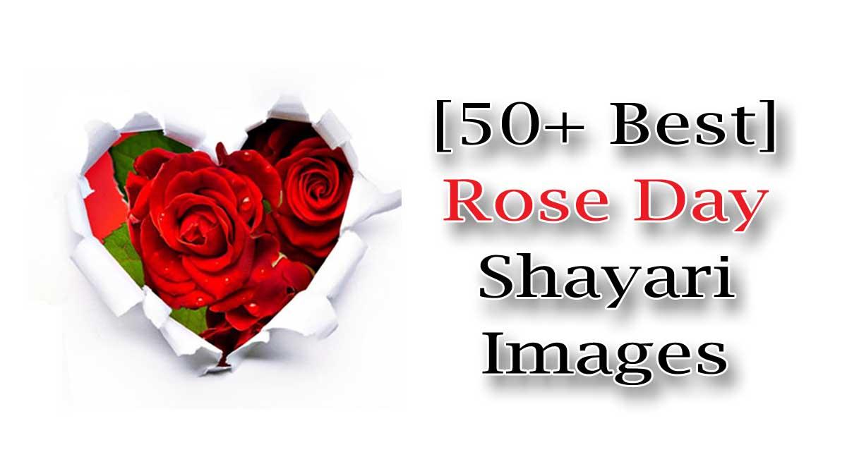 Rose Day Par Shayari