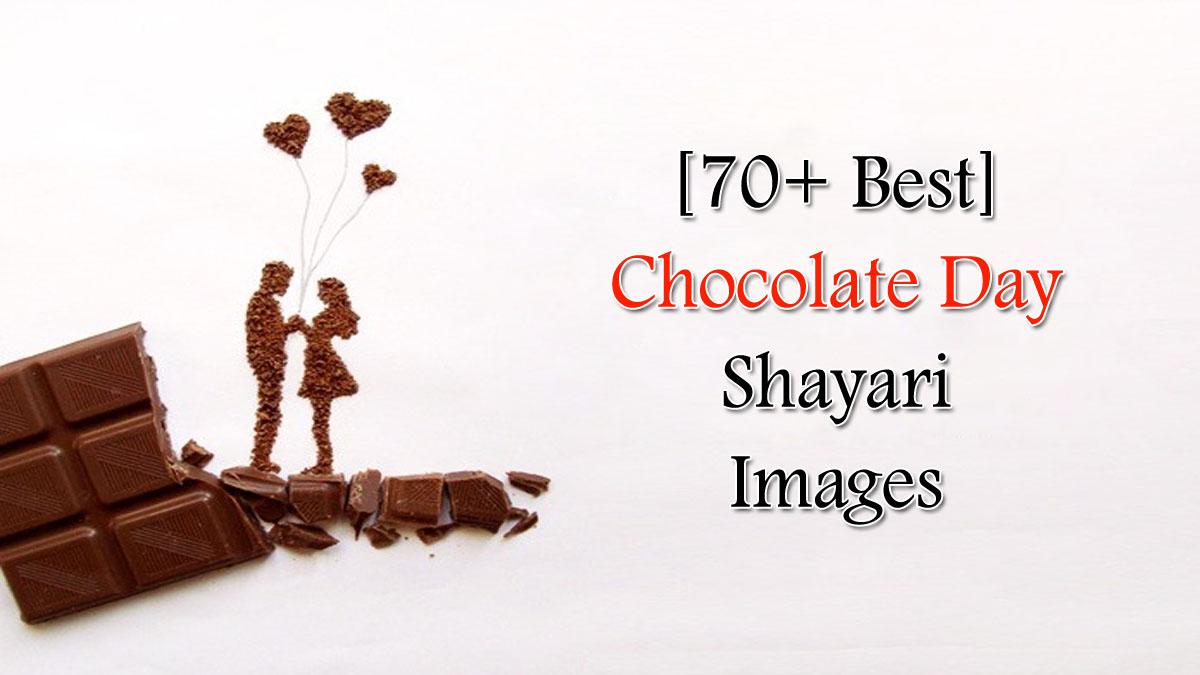 Chocolate Day Par Shayari