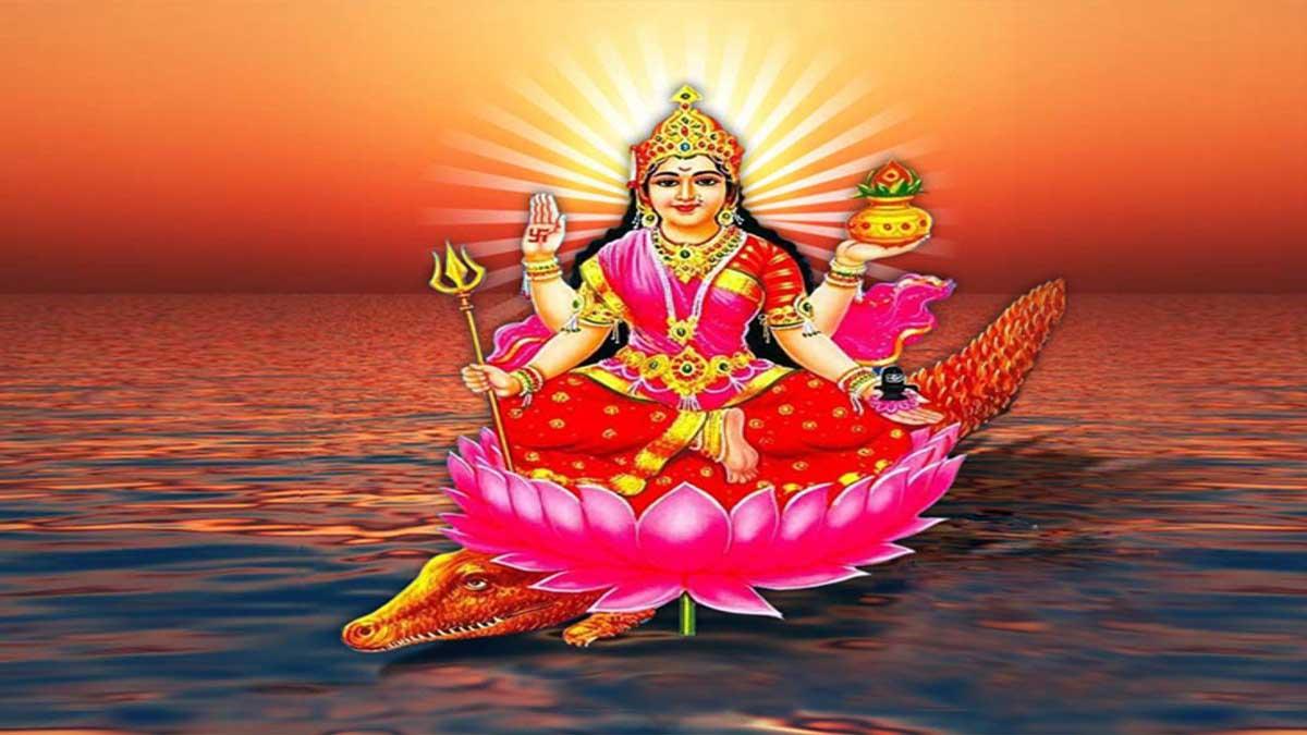 Narmada Jayanti Wishes in Hindi