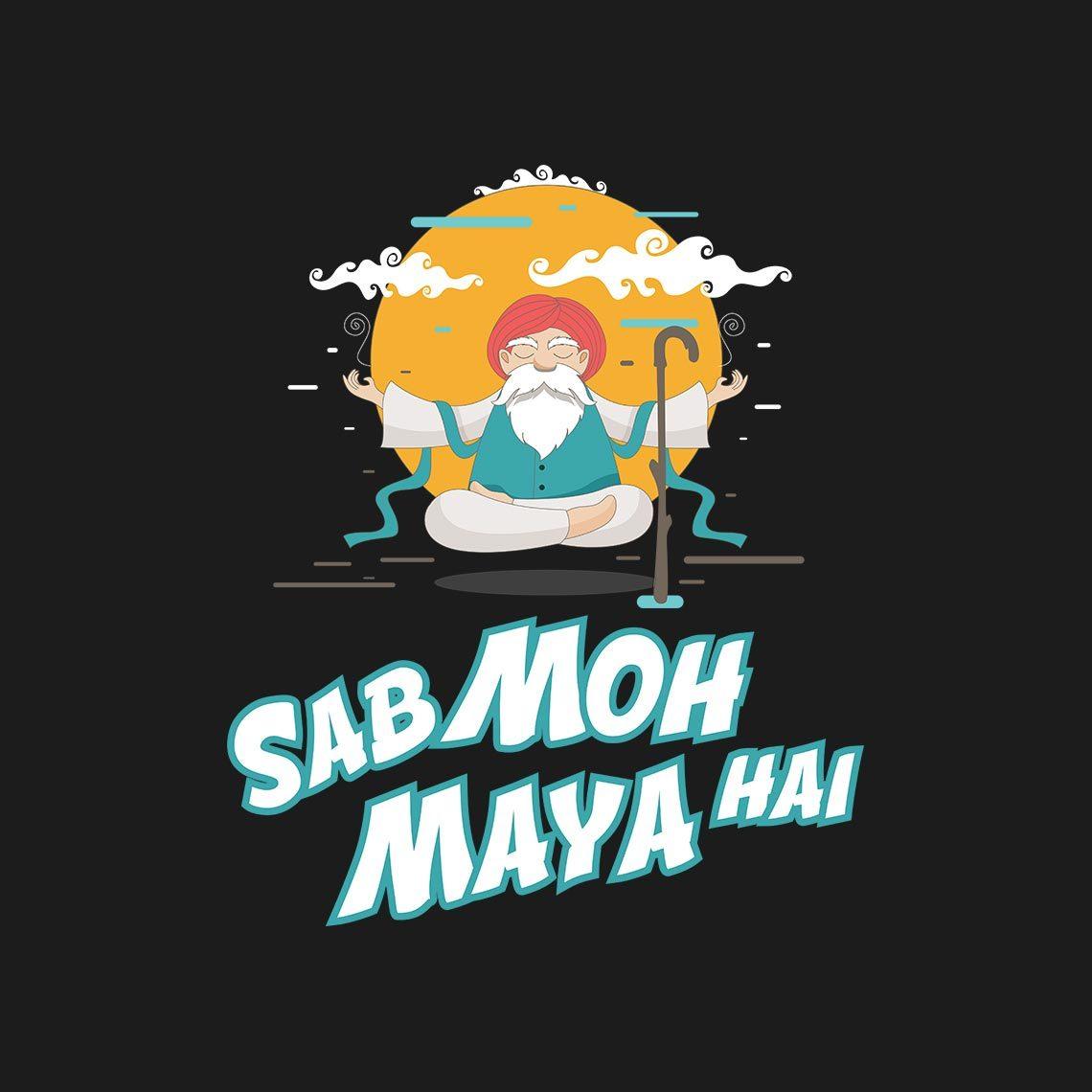 Sab Moh Maya Hai Whatsapp Status