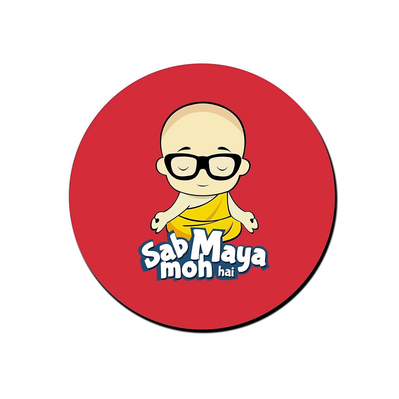 Sab Moh Maya Hai in Hindi