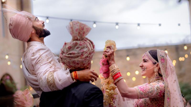 Virat Kohli Marriage