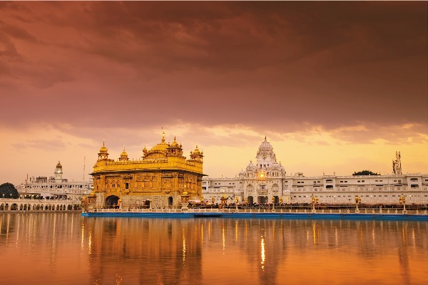 History of Golden Temple in Hindi
