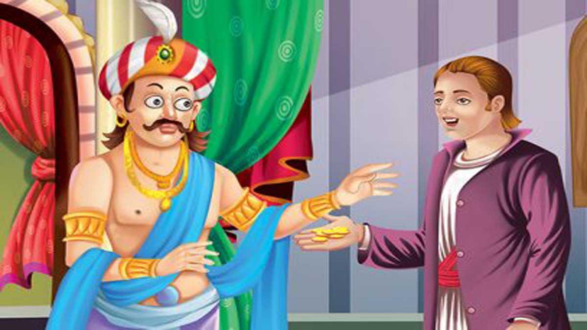 Jadugar Ka Ghamand Tenali Rama Story in Hindi