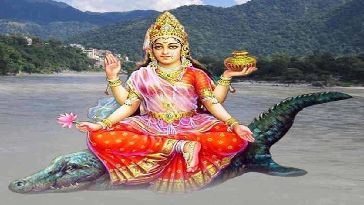 Ganga Saptami Wishes in Hindi