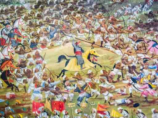 haldighati war in hindi