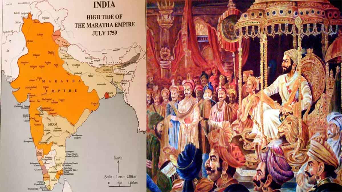 maratha history in hindi