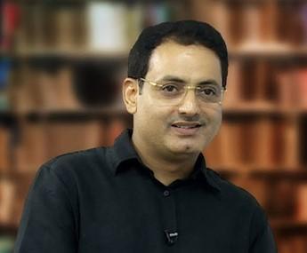 dr vikas divyakirti biography in hindi