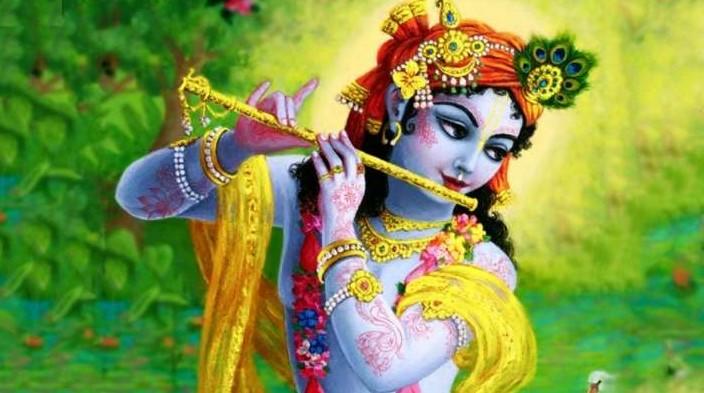 Krishna Shayari in Hindi