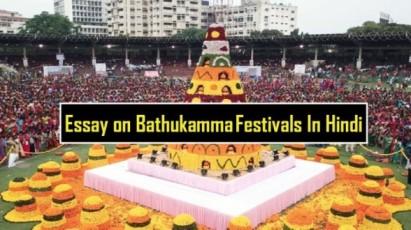 Essay-on-Bathukamma-Festivals-In-Hindi-