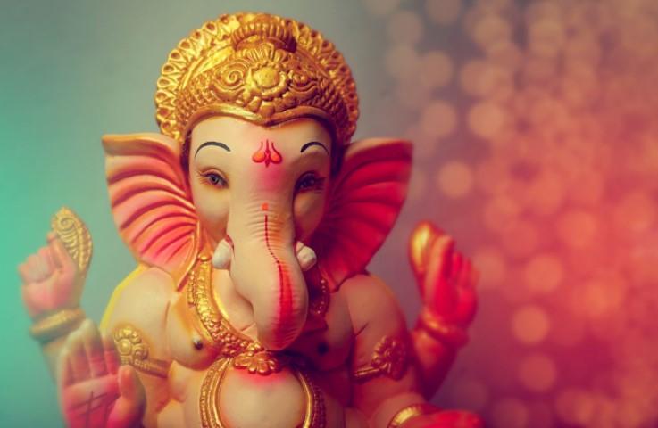 Ganesh Shlok With Hindi Meaning