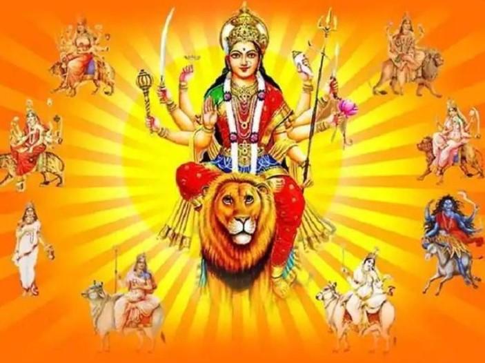 Navratri Wishes in Sanskrit